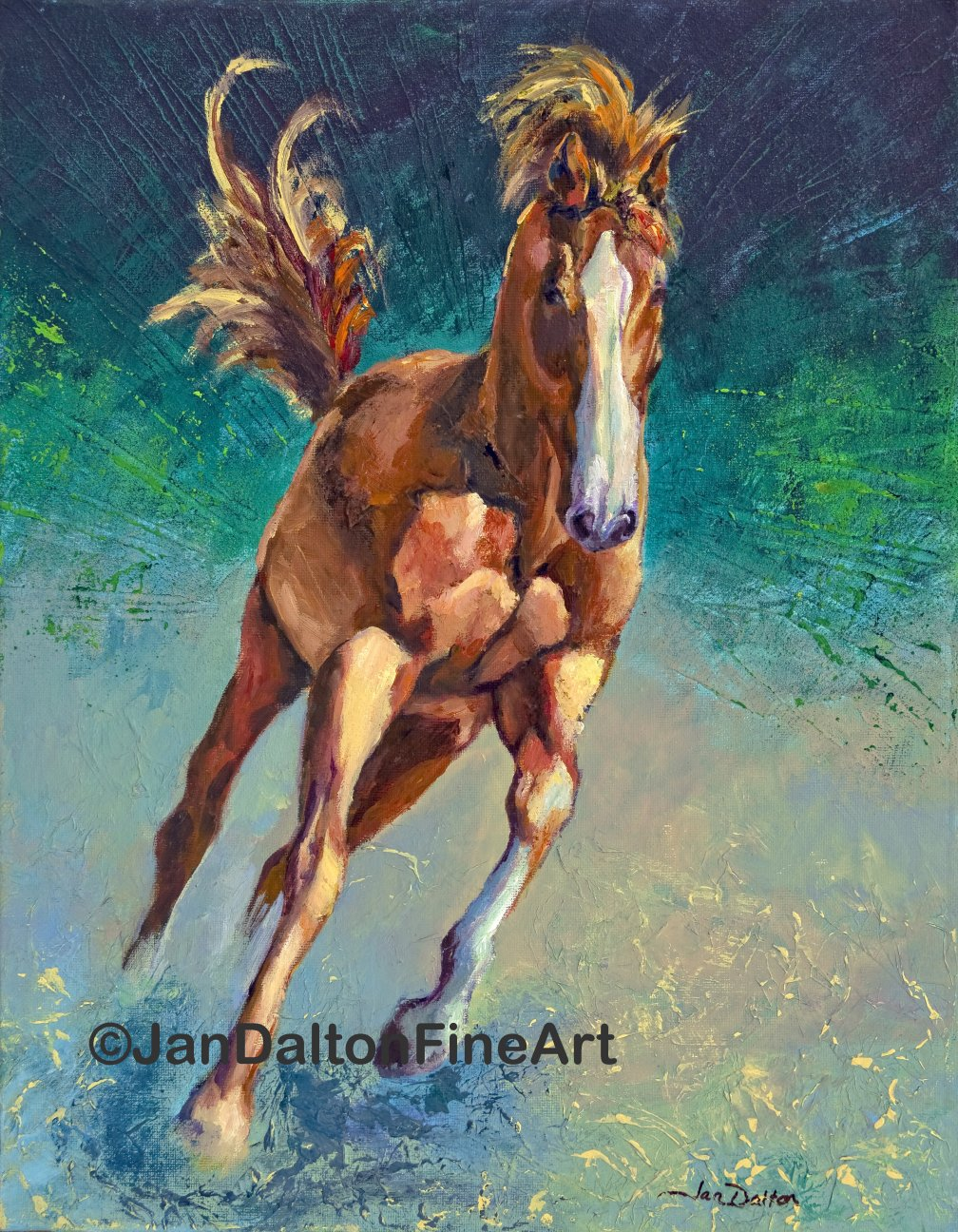 Charleston Art - Jan Dalton Fine Art - Summerville South ...